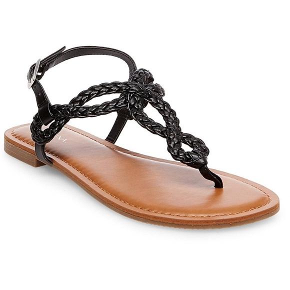4b8a5f82f5cc Women s Jana Quarter Strap Sandals Size 7.5 Wide